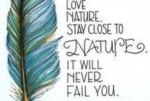 Nature Love: Quotes