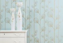 Wallpaper love  / Beautiful & bold. Amazing wallpapers for the home xx