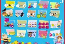 Kleuters: digibord educatieve spellen