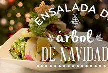 Guarniciones navideñas / Los mejores acompañantes para tus platillos navideños