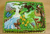 Cakes / by Shelly Smith