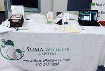 Suma Wellness / Events & Demos