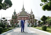 Bangkok Wedding / by Thailand Wedding