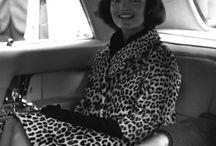 Jackie Kennedy Onassis / by Linda Young