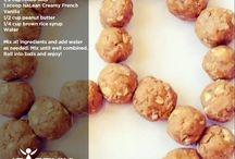 Isagenix healthy snacks