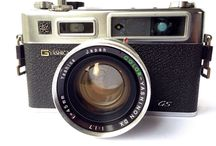 Yashica Electro 35 GS 35mm Rangefinder Film Camera