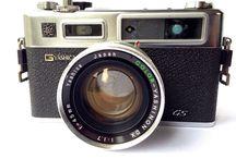 Yashica Electro 35 GS 35mm Rangefinder Film Camera