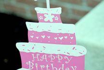Elin's First Birthday