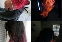 шокирующая причёска