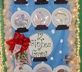 School Christmas ideas