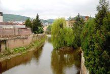 Evropské řeky a mosty