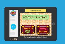 Boom! Science Teaching Resources / Boom Cards interactive, self-grading science teaching resources. Perfect for smart board centers, 1:1, or shared computers. See at a glance how your students did and what they choose for a wrong answer. Intervention made easy.