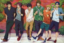 Free! Eternal Summer! Iwatobi Swim Club! Starting Days! [ for the team ]