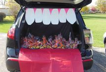 Trunk or Treat Ideas / by Pat Binggeli