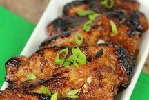 meat/chicken/fish