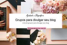 Dicas da beca / Todas as dicas foram postados no blog MinhaMaluquice.com.br