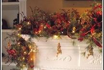 Christmas decorations / by Jenifer Jackson