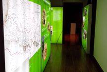 """Exhibition_LOREAK ASMATZEN / """"Loreak asmatzen: Naturalistas europeos en el País Vasco. Petit de Meurville – Pietro Bubani"""". Esta exposición se centra en la obra de dos naturalistas que, a mediados del siglo XIX, recogieron y pintaron plantas en el País Vasco. 2009"""