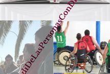 Cada 3 de Diciembre / El 3 de Diciembre es el Día de las Personas con Discapacidad (DPD). Recopilaremos aquí muestras de reconocimiento, encuentros y experiencias vividas en el #CrmfSf con nuestros #alscrmf Empezamos con #3dDPD14