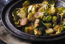 Brussels sprouts and other Christmas veg / Who said that Brussel sprouts aren't fit for Christmas? Our deep-fried sprout recipes, baby carrot recipes and wild mushroom recipes are sure to a great addition to the Christmas dinner table.