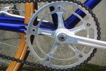 Cykel detaljer