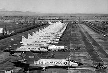 Aircraft line-ups