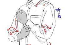 Dibujar ropa