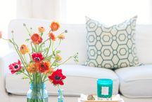 Decora con flores tu hogar