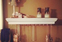 Jewelry Shelf