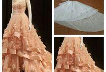 моделирование платья и т.д