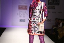 Powerpacked Day 3 @ Wills India Fashion Week AW 13 / The day saw some experimentations in cuts, prints, fabrics, looks and even the accessories. Ekru, Rajdeep ranawat, Sonia Jetleey, Joy Mitra, Preeti Kapoor, Soltee, Mynah, Kavita Bhartia, Kiran Uttam Ghosh, Rajesh Prathap Singh and Manish Malhotra presented their collections.
