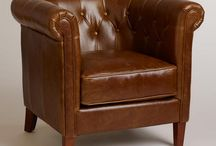 Leather chairs for the office?