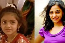Tollywood Actress And Their Childhood Images