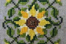 Cross stitches patterns