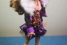Monster High Dolls / by Shari Krug