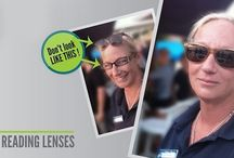 Have Fun Wearing Bifocal Stickons By Zcifi / Make  any sunglasses, dive mask, safety glasses into bifocals instantly! Lenses are removable & reusable.  No Doctor's prescription needed. Available in +1.50, +2.00, +2.50, +3.00