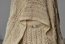 Cables! / Sweaters with cables -- Aran, fisherman knit, and some surprises