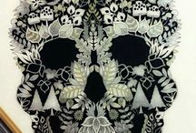 Enchanted Forest - Skull