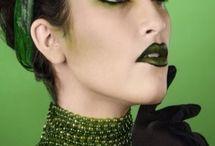 Zelené obrazy