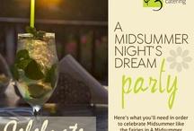 Midsummer Night's Dream Party Ideas