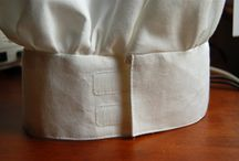 to  make  -  CHEF'S HAT