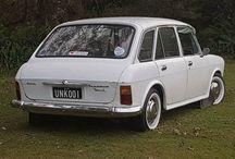 Australia / Morris 1100, 1100S,1300, 1500 & Nomad. Austin 1300