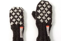 Strikk og sy / knit and sew