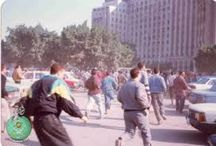 "Tahrir Square"" witnessing dozens clashes between supporters and security Marina"