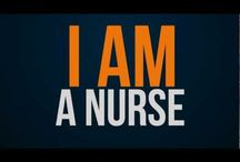 Carry On Nursing / Being a nurse is a hard but rewarding job...and I wouldn't have it any other way!
