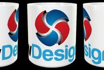 Coffee mugs / Custom made coffee mugs