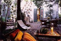 Cortili,balconi,terrazze / Cortili,balconi,terrazze