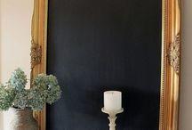 Wall decoration - DIY
