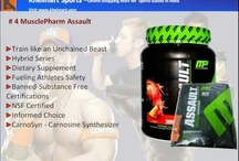 Nutrition / Complete Range of MuscleTech Products