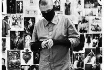 Anton Corbijn - Alexander McQueen / Dutch Photographer